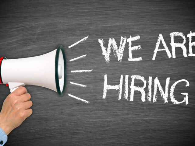 We,Are,Hiring,!